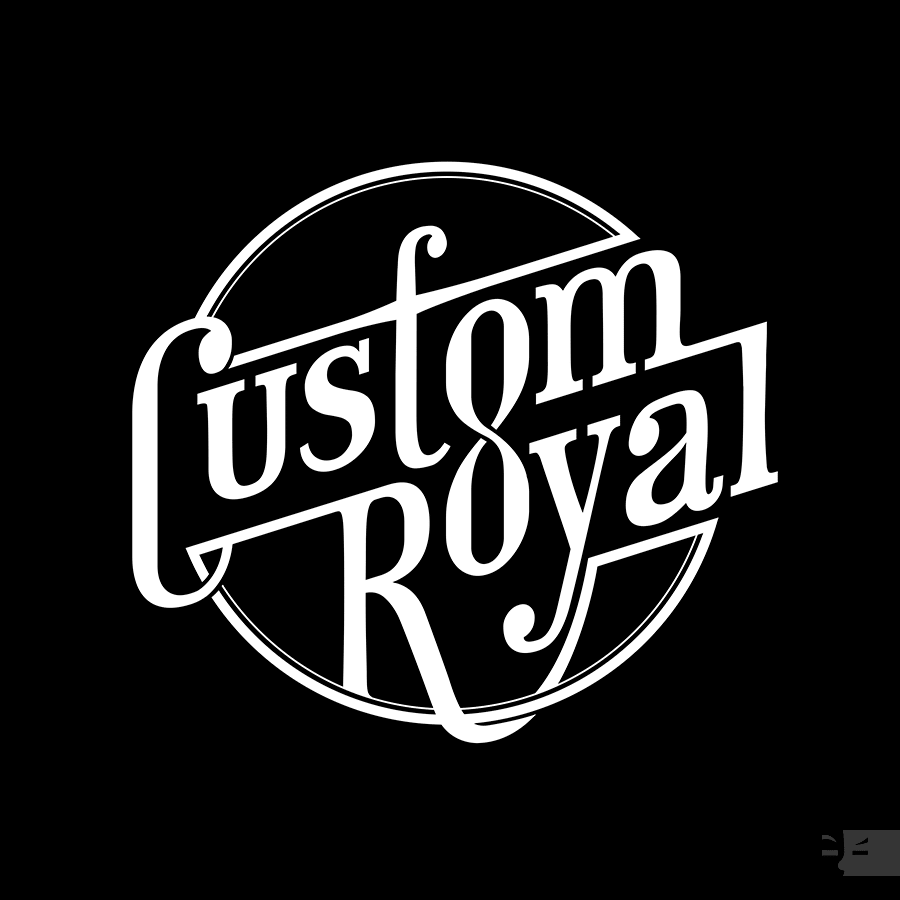 LOGO DESIGN  Custom Royal (Band) - Perth WA