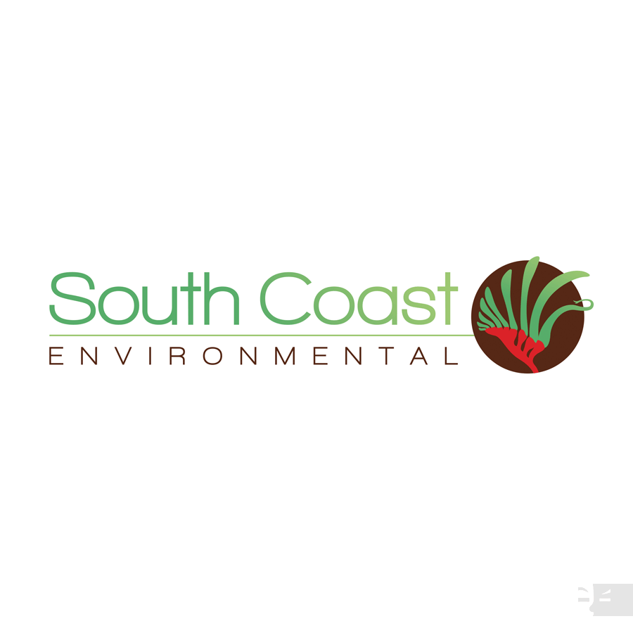 LOGO DESIGN  South Coast Environmental - Great Southern WA
