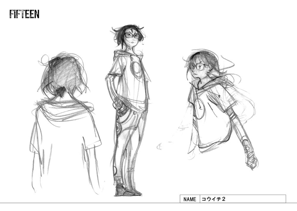 and Koichi.