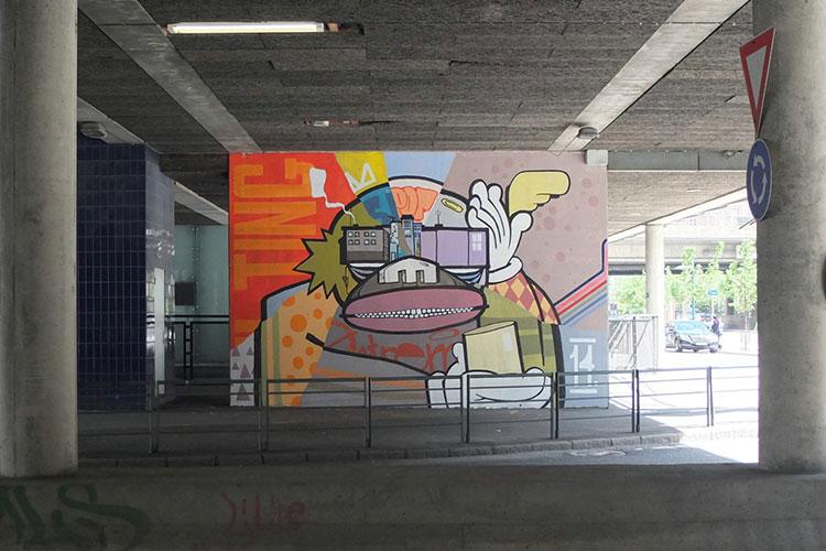 Kunstner: Atle Østrem