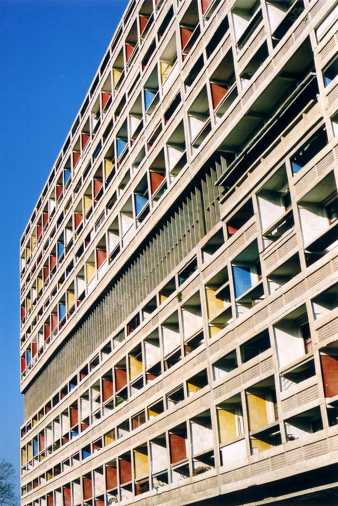 Marseillesblokken foto:  Andy Wright