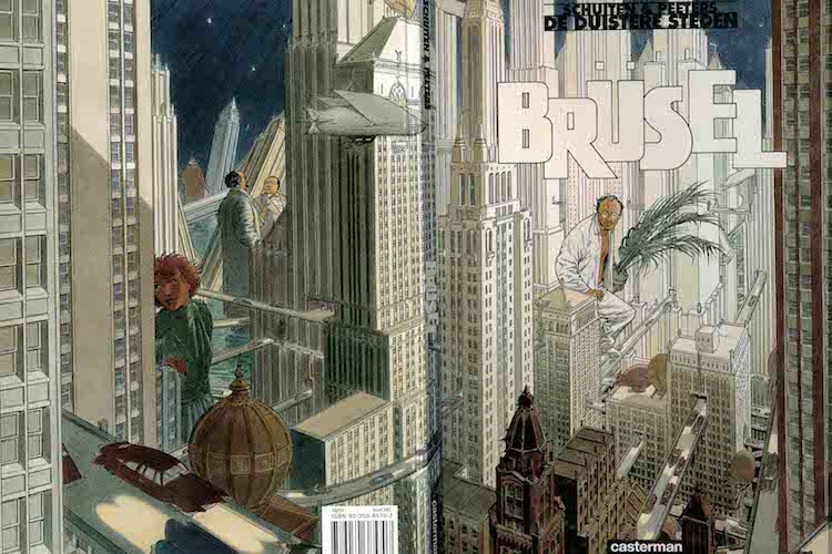 Foto: François Schuiten and Benoît Peeters, Casterman  © All rights reserved