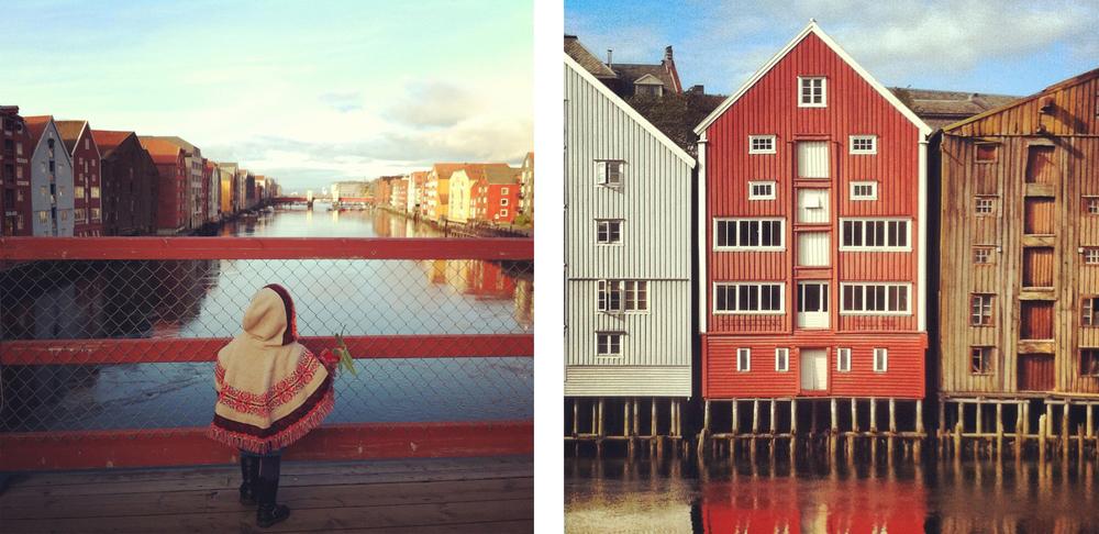 Bryggerekka i Kjøpmannsgata er et av de mest særpregede og verdifulle bygningsmiljøene i Trondheim. Selv om bryggene har en viktig plass i folks bevissthet, oppleves de som et sterkt mentalt bilde, snarere enn et sted. Det er et viktig ikon man ser på, men ikke besøker.