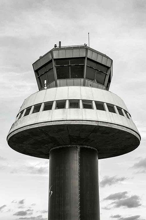 El-Prat Airport, Barcelona,Spain. Foto: Carolyn Russo.