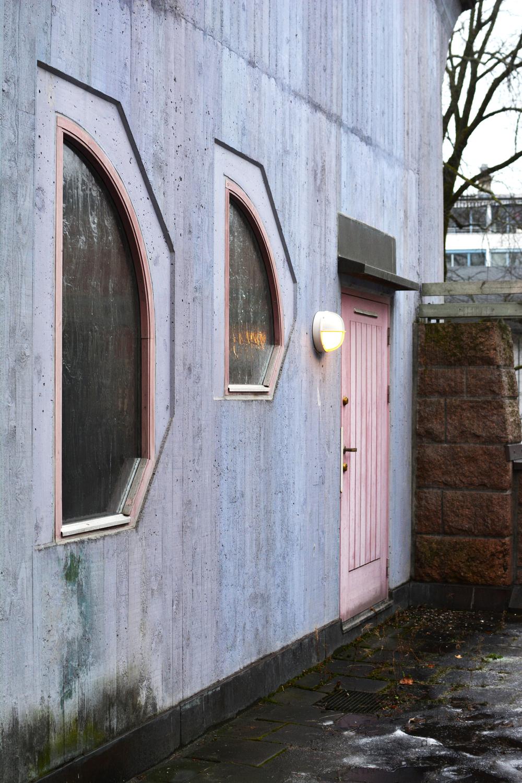 Kristensamfunnet i Oslo Foto: Mia Thun