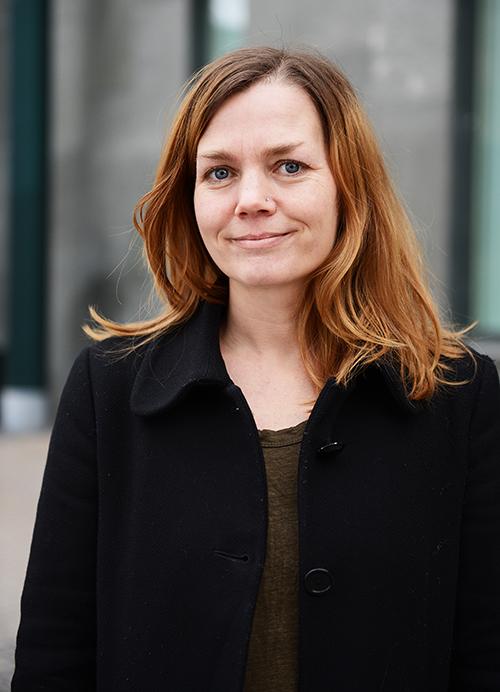 Forsker Heidi Bergsli. Foto: Sonja Balci. © Alle rettigheter.