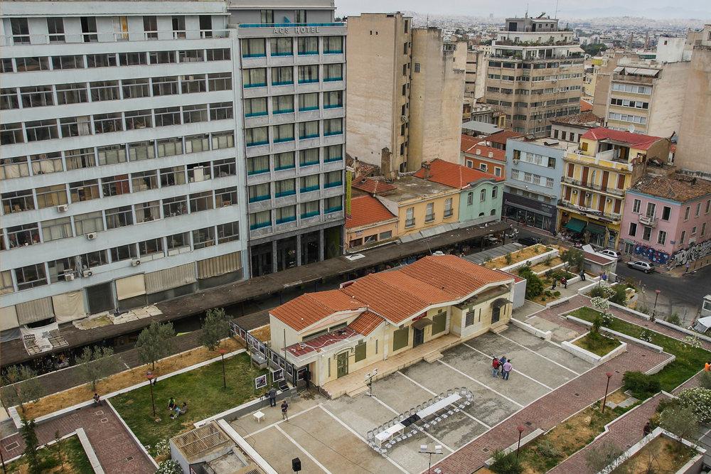 Varvakeios Square in Athens. Photos:Spiros Katapodis / BILDSCHÖN GmbH