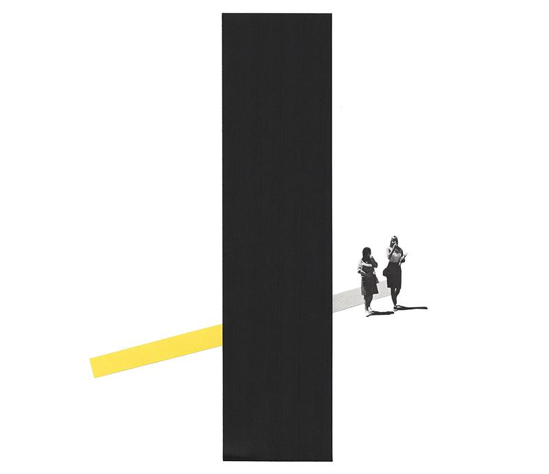 """Illustrasjon: Anthony Zinonos """"newSEMESTER"""", 2016"""