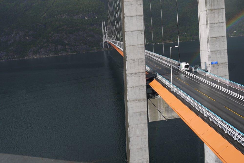 Forventet økning i transport over hele linja. Foto: Ingrid Haraldseid