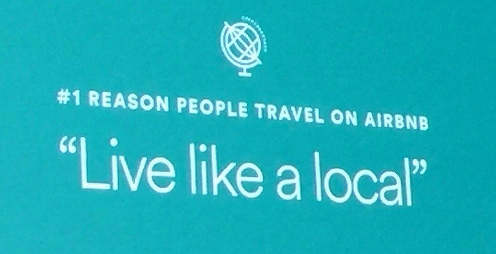Airbnb har fire millioner utleieenheter fordelt på over 190 land. Til sammenlikning tilbyr verdens største hotellkjede Mariott International i overkant av en million rom.