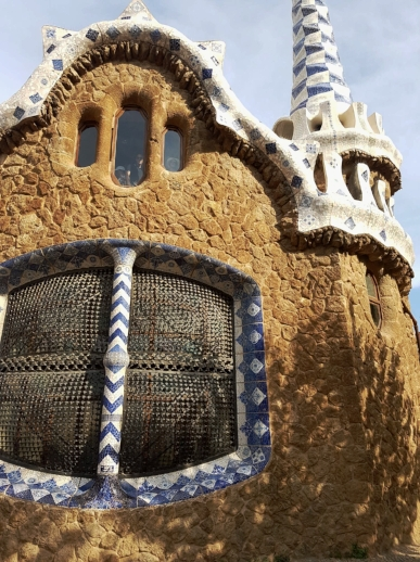 Parc Guell.  Photo by: Tony Nguyen.