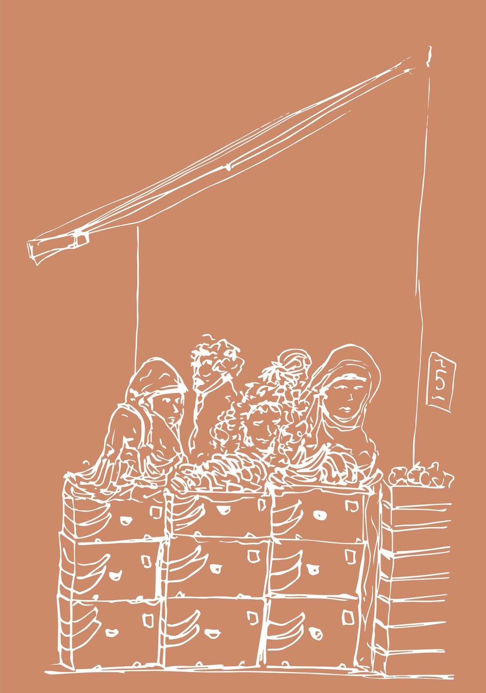 Illustrasjon av Elin Dreyer