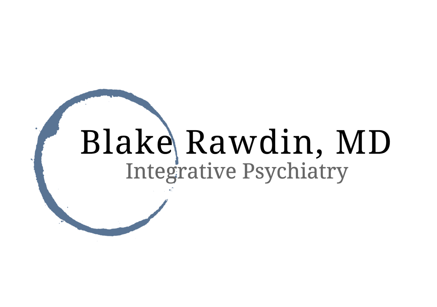 Blake Rawdin, MD | San Francisco Psychiatrist | Integrative