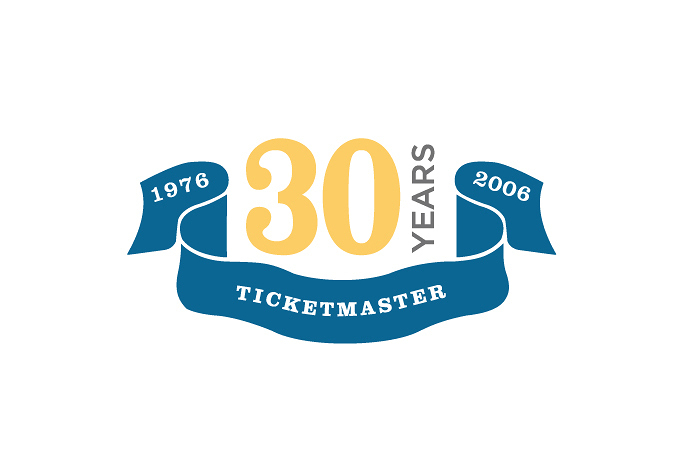 Ticketmaster 30th Anniversary