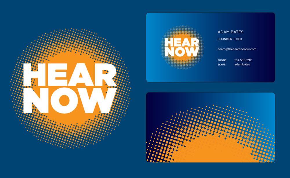 Hear Now Branding