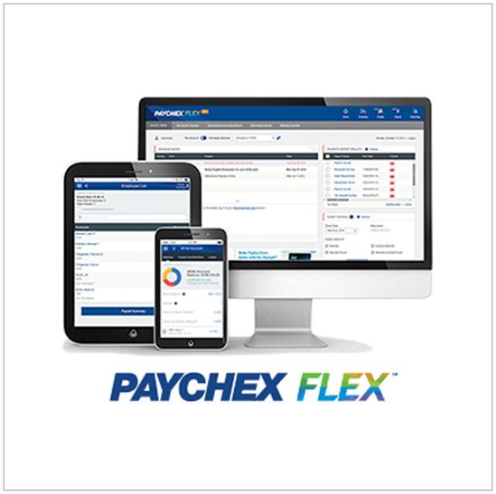 PAYCHEX FLEX BRANDING