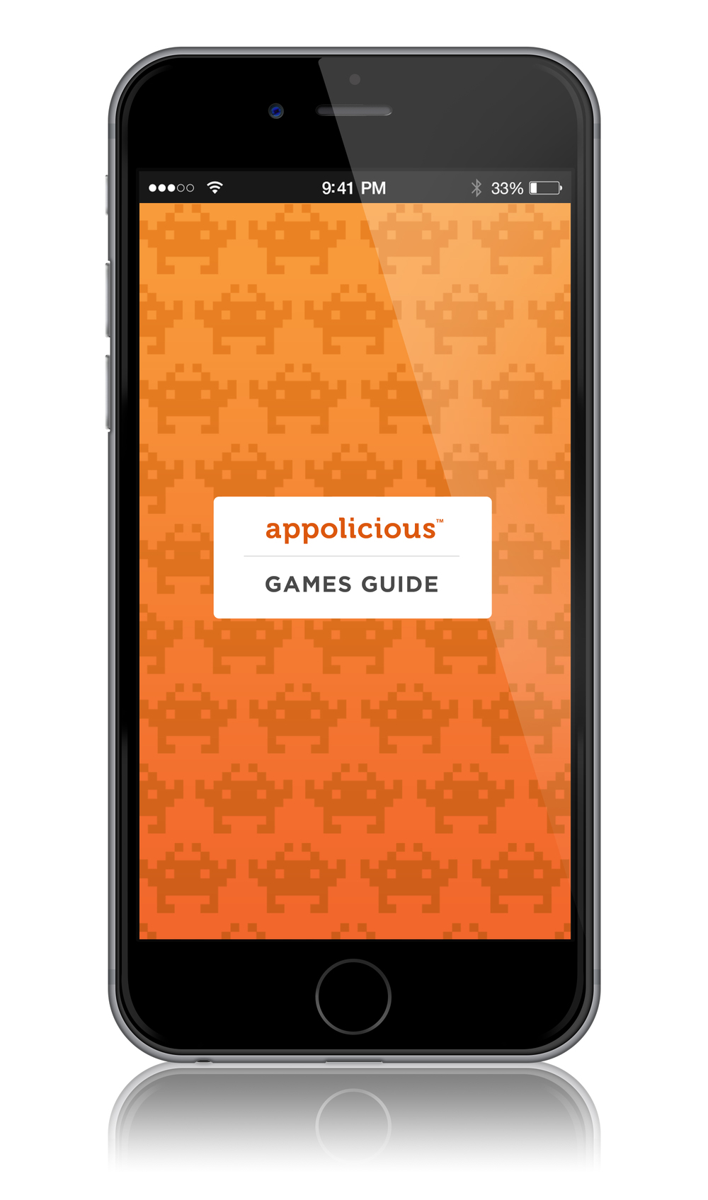 Appolicious Games Guide Loading Screen