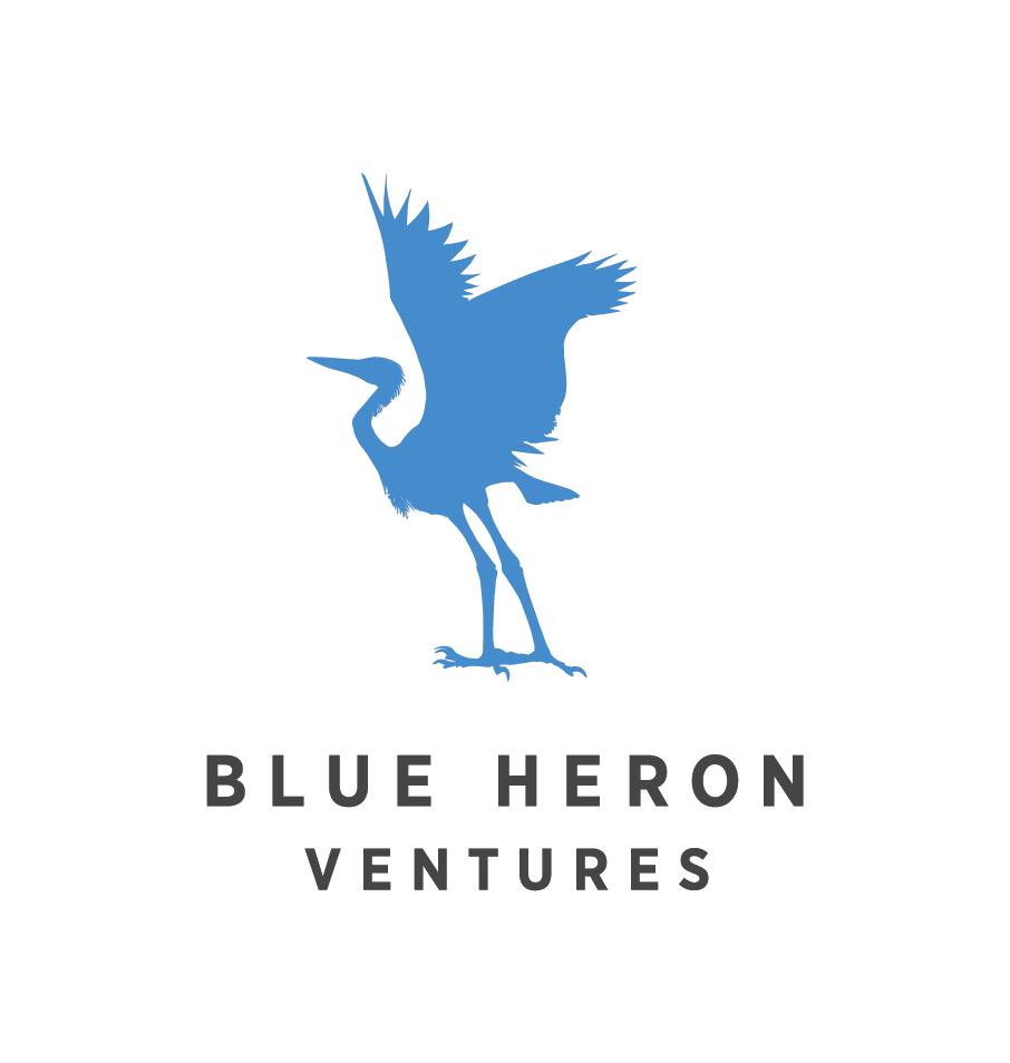 Brand Identity/ Blue Heron Ventures