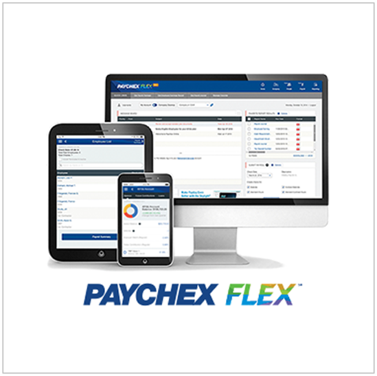 Brand Development  / Paychex Flex