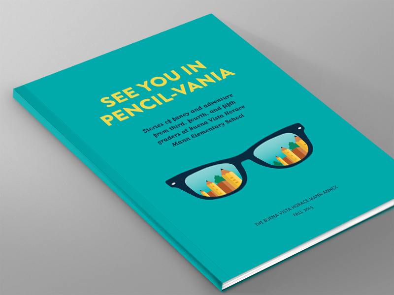Book Design  / 826 Valencia