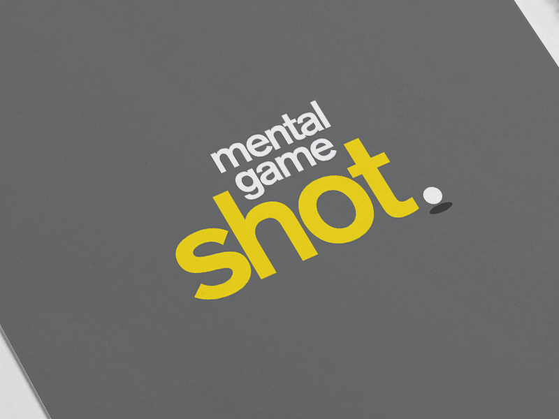 Brand Identity  / Mental Game