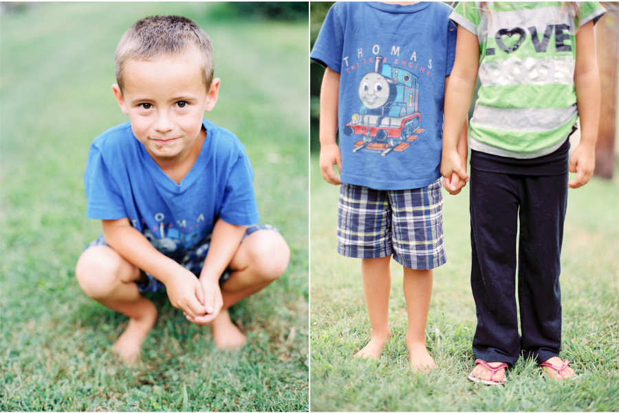 kids and family portraits in lancaster pa