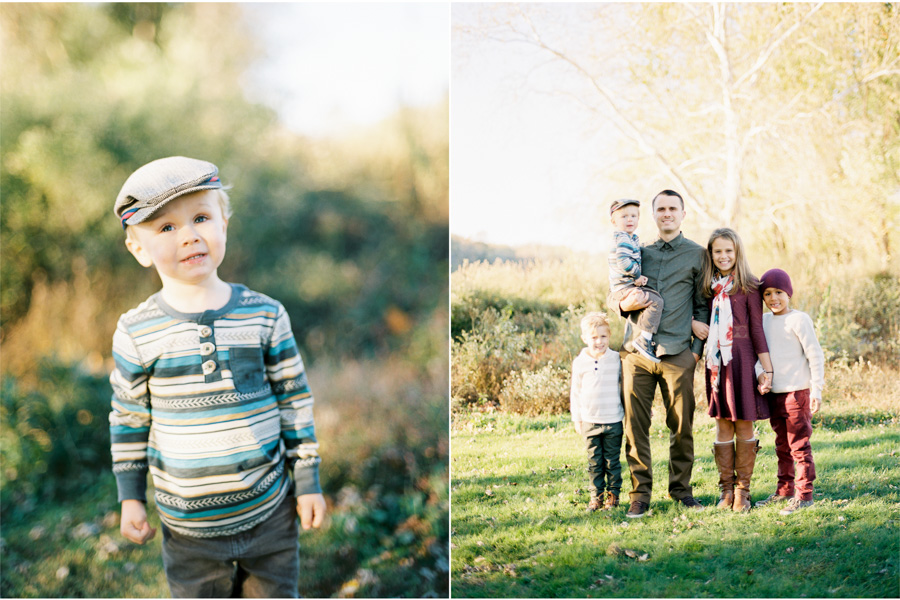 Fall Family Photo Session in Harrisburg PA-1