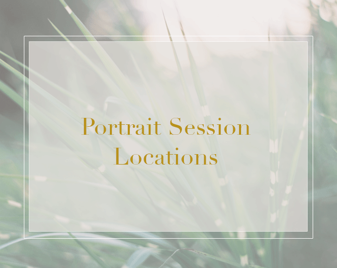 choosing a portrait session location in harrisburg pennsylvania