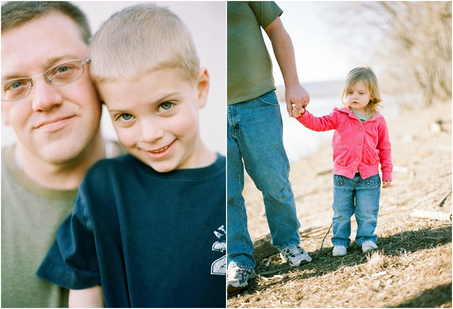 """Barb captured the beauty, curiosity and innocence of our children and the love within our family."" —teri"