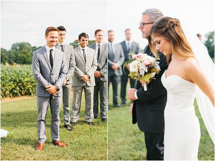 Summer Garden Wedding, Greencastle, PA