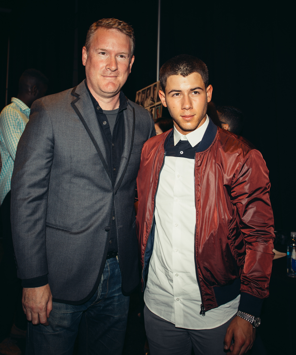 Todd Snyder and Nick Jonas | Todd Snyder