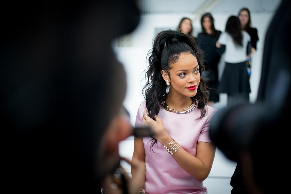 Rihanna | Dior