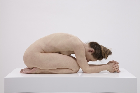 Sam Jinks at the Marc Straus Gallery