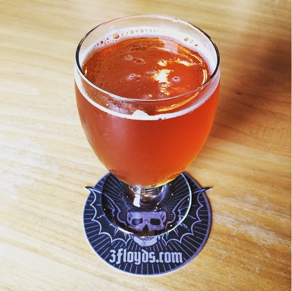 Three Floyds' famous brew / photo courtesy of planetdenken via Instagram