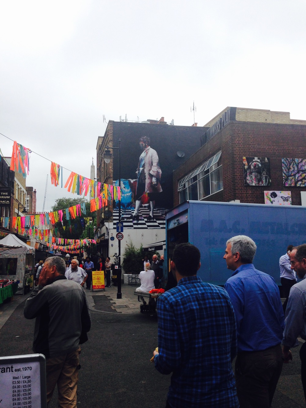 Whitecross Street Food Market