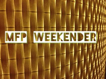 Mid March! Luxury in Sonoma | Yoga in a dance club in Brooklyn | Best burgers in Sydney | Sky pony rock muscial in NYC | Food Festival Sydney | Video art tips