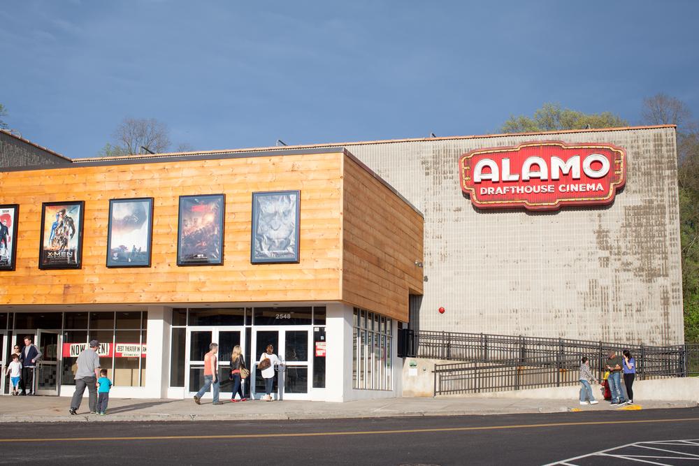 Alamo cinema Yonkers