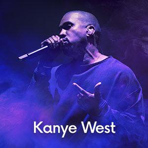 Kanye West tour concert