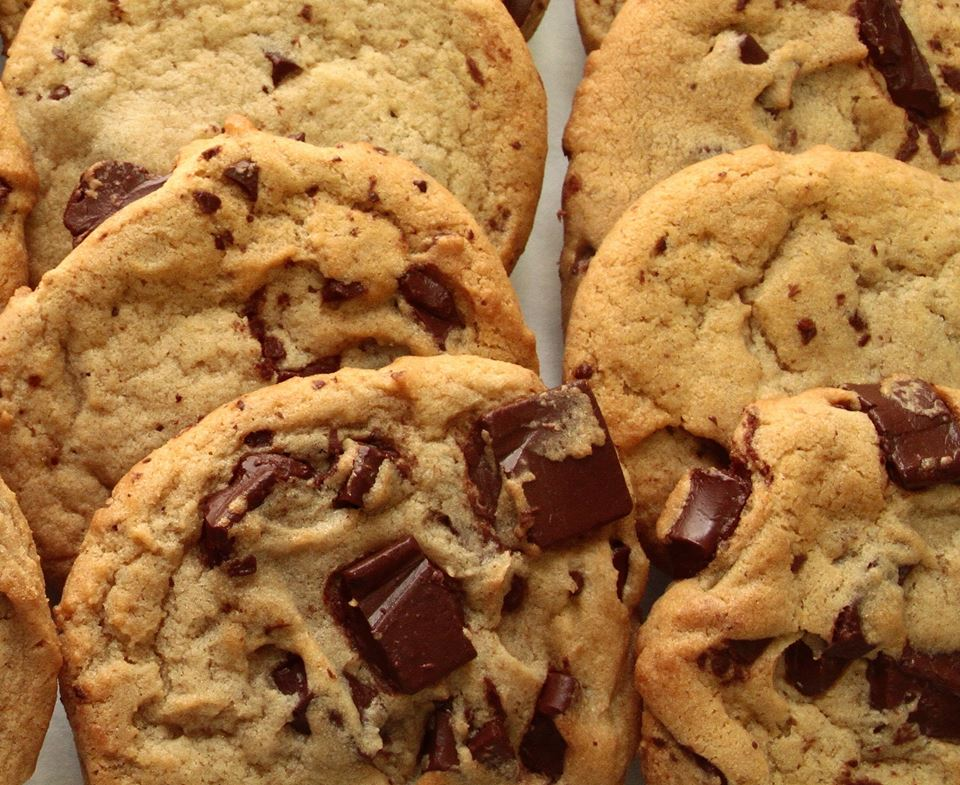 Insomnia Chocolate Chunk cookie