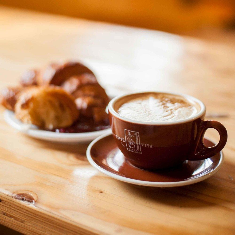 Coffee & Croissants