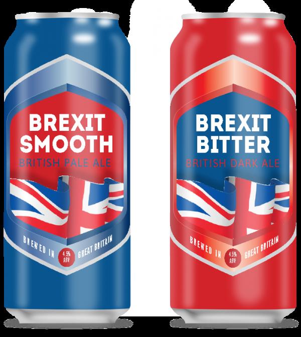 In Paris pub, British punters drown sorrows with 'Brexit Beer'