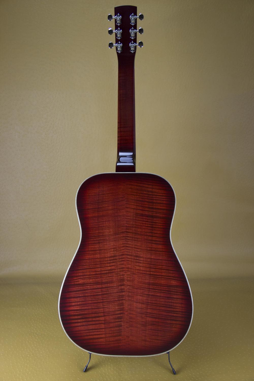 E Odyssey™-Maple-Amber Sunburst