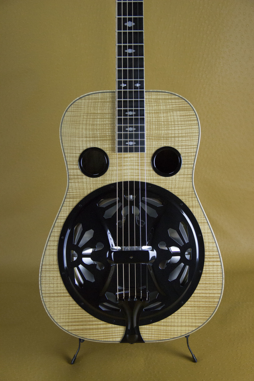 Lyre Coverplate on Beard E Model