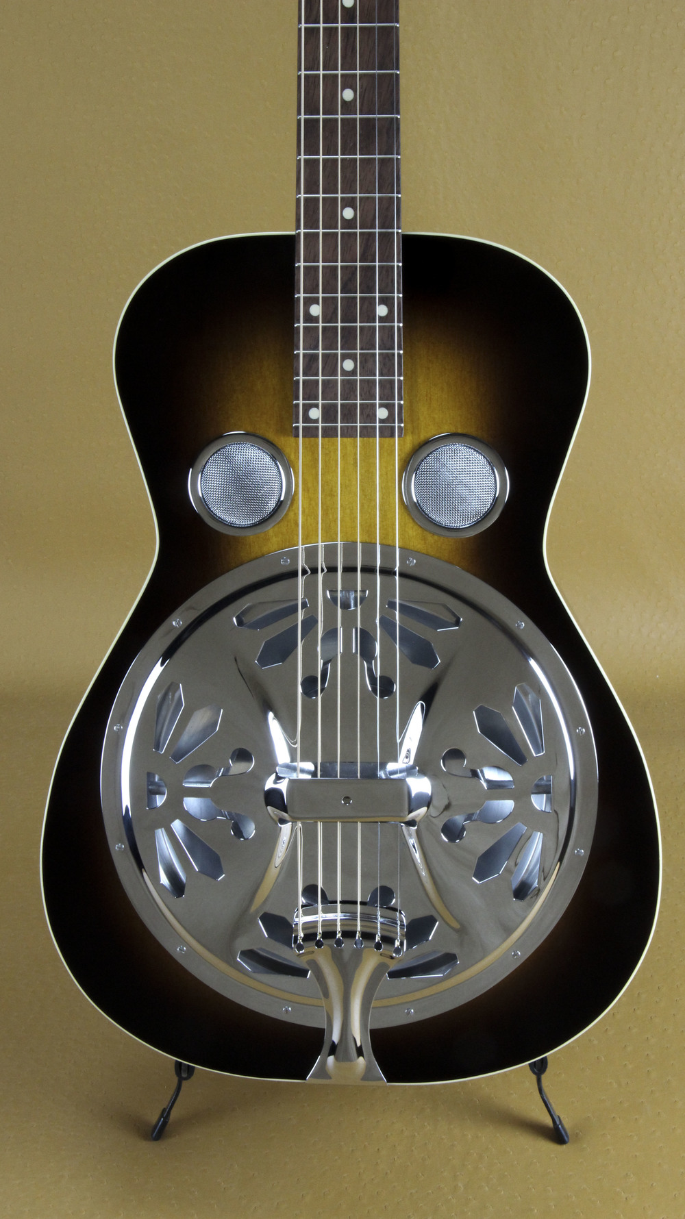 Lyre Coverplate on Beard Model 27