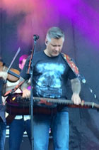 Andy Hall  (The Infamous Stringdusters)