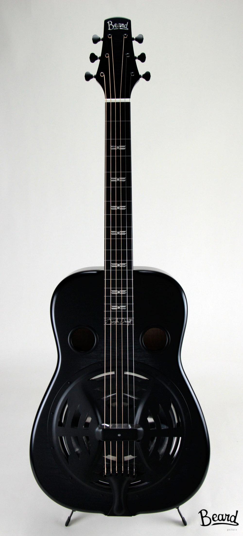 Josh Swift Signature- Blackout