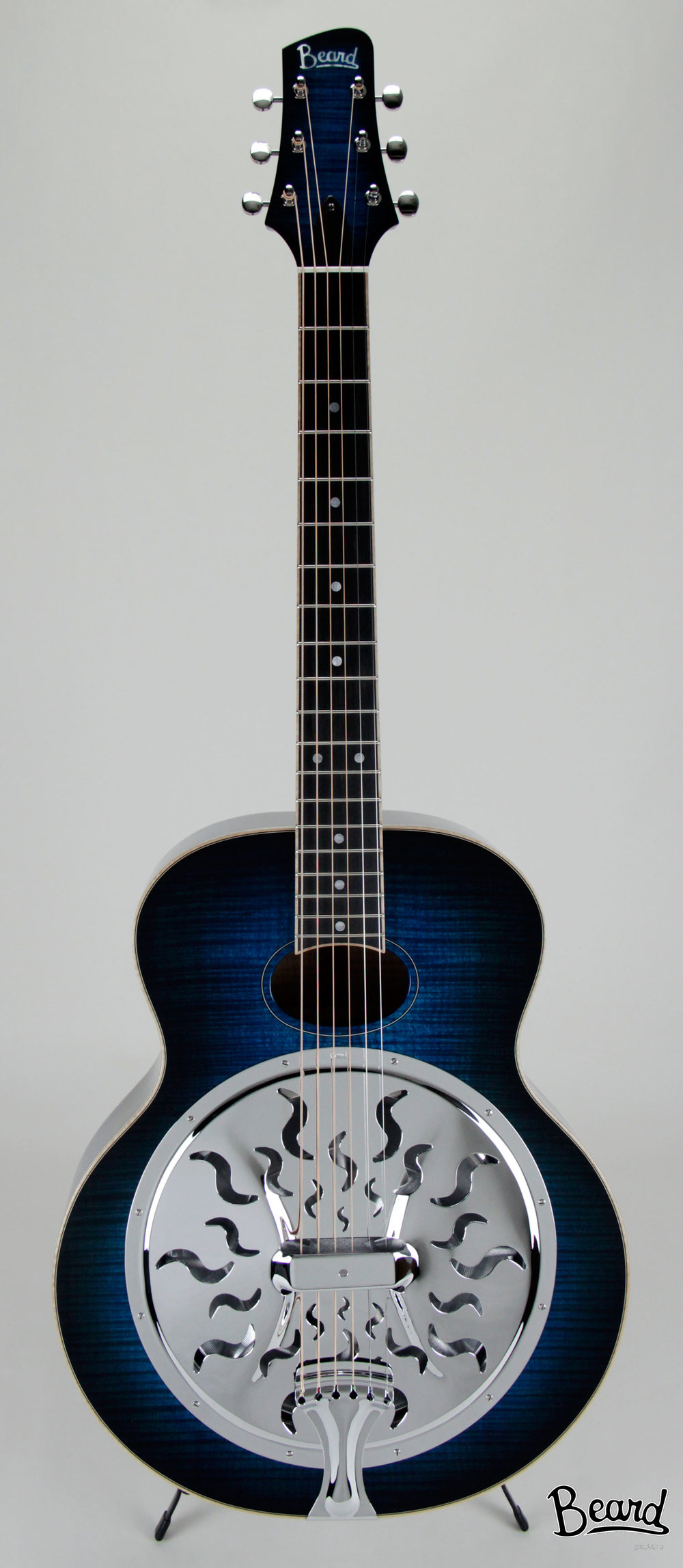 A Model Maple Midnight Blueburst