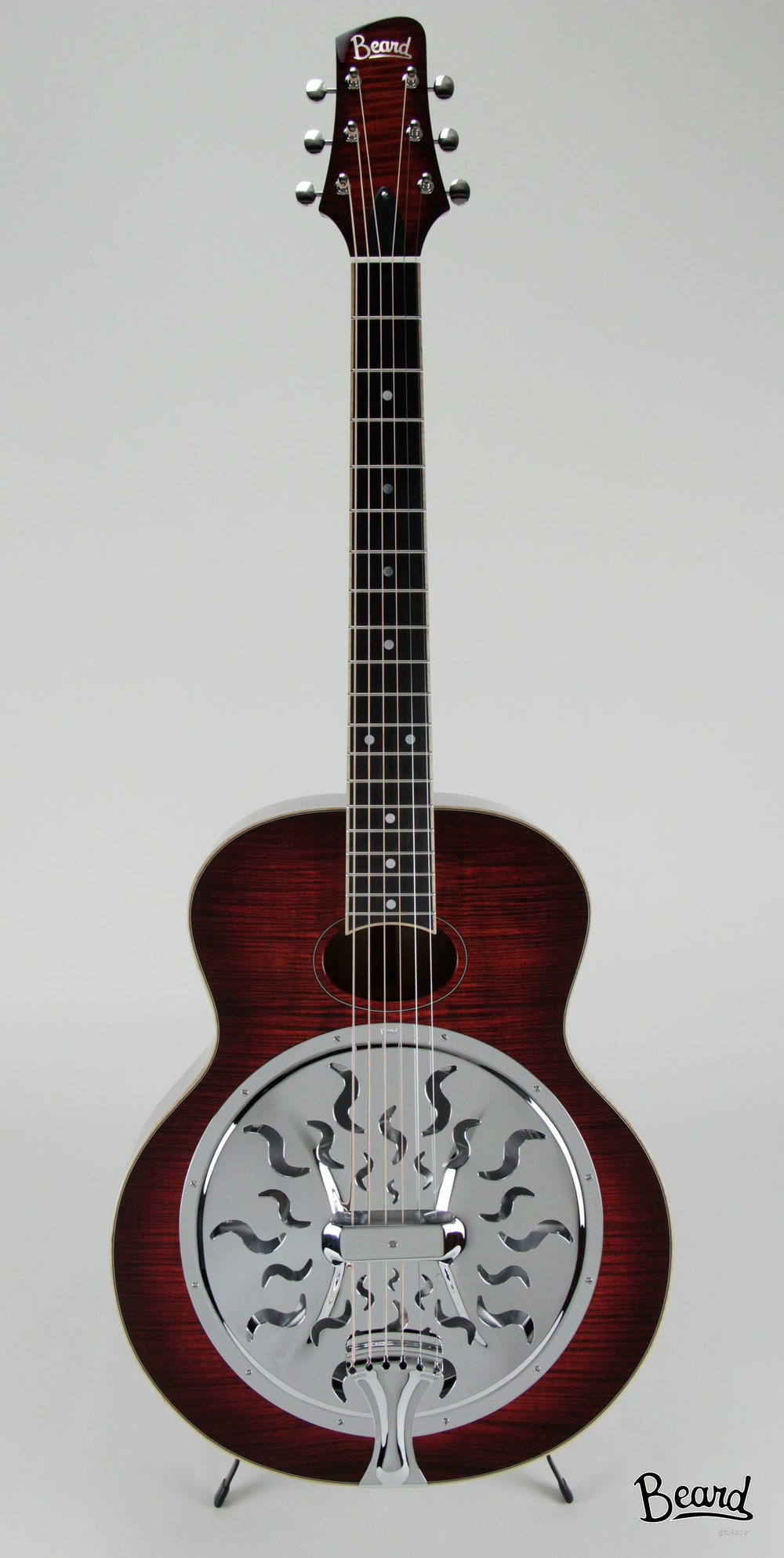 A Model Maple Amberburst