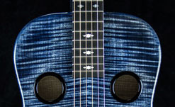 Blue Denim- Maple