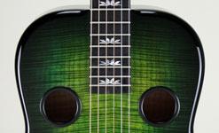 Green Dragon Burst- Maple